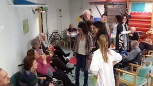 Un trabajador por cada cuarenta ancianos en la principal residencia gestionada por el Gobierno valenciano