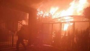 Incendio en Jávea: el fuego se recrudece por el cambio de viento tras arrasar más de 320 hectáreas