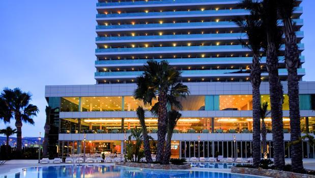 Imagen de las instalaciones del hotel AR Diamante Beach