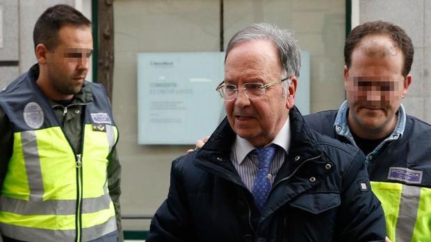 Miguel Bernad fue detenido el pasado 15 de abril
