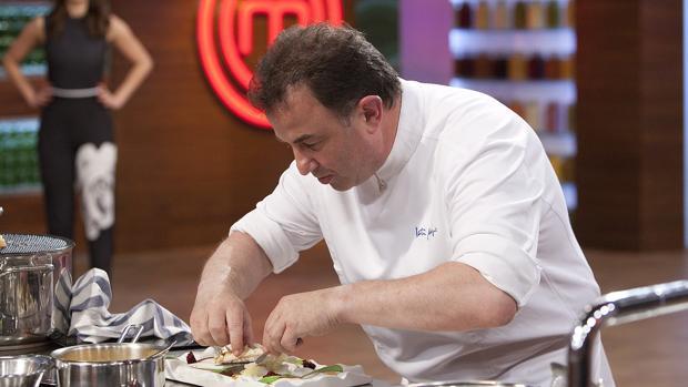 El cocinero Martín Berasategui estará en Toledo el día 19 de septiembre