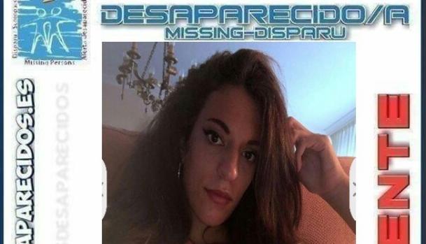 Cartel distribuido por Sosdesaparecidos en cinco países de Europa