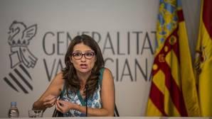 El PSPV y Podemos piden la comparecencia de Oltra por la situación de la residencia de Carlet