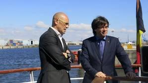 Romeva inaugura la delegación de Cataluña en Portugal