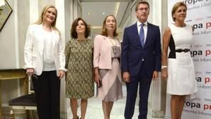 Núñez Feijóo ofrece estabilidad ante una izquierda «medieval»