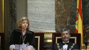 La fiscal general advierte a los catalanistas de que actuará siempre que sea necesario