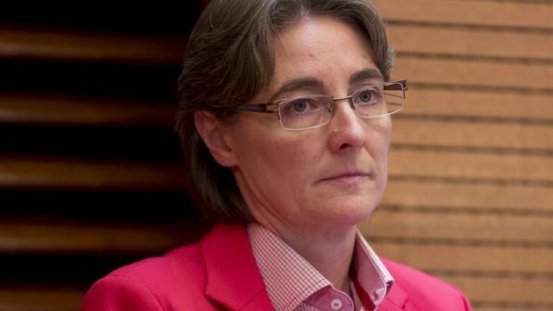 La edil de Equidad, Derechos Sociales y Empleo, Marta Higueras