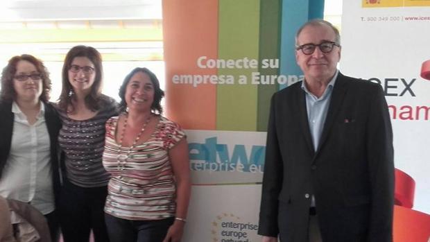 Laureano Pérez, director general de Promoción Económica del Gobierno de Canarias