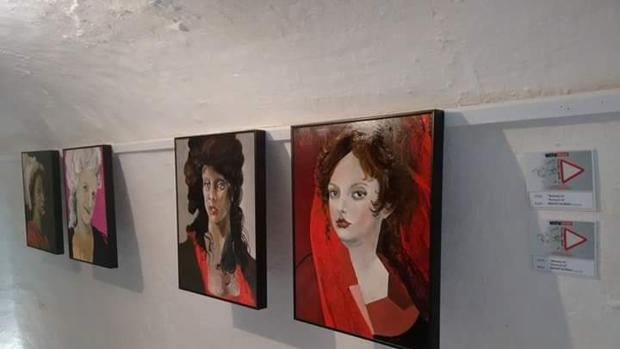 Obras de Nacho Suárez