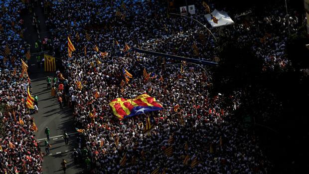 El religioso ha asegurado la participación de «miles de ciudadanos» de la diócesis en las manifestaciones de la Diada