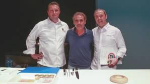 Dos chefs con estrella Michelin deslumbran en la muestra gastronómica Dolia