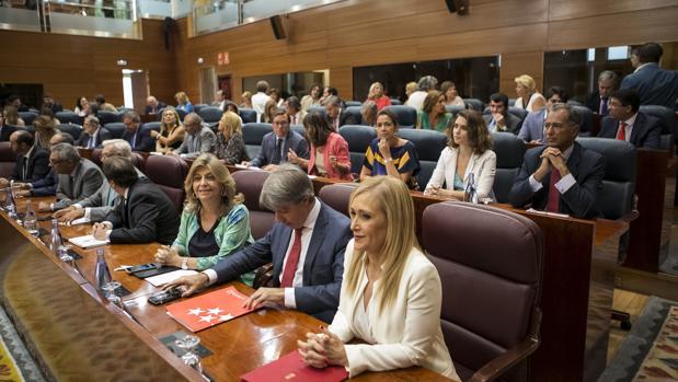 Cifuentes en el Debate sobre el estado de la Región