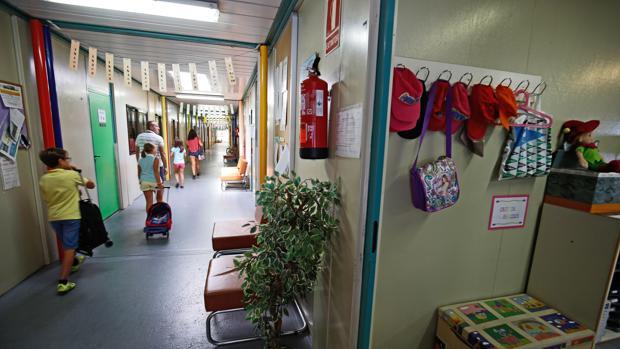 Imagen de un centro escolar valenciano