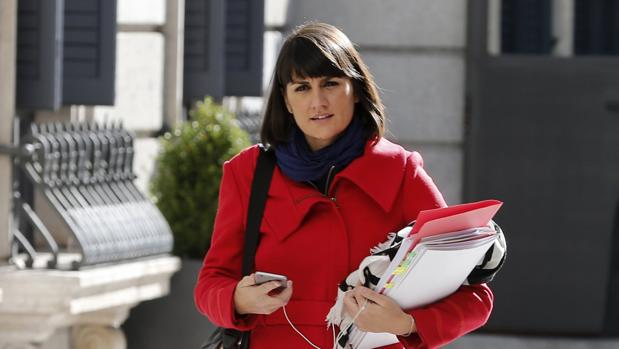 La secretaria de Ciencia, Participación y Política en Red del PSOE, María González Veracruz