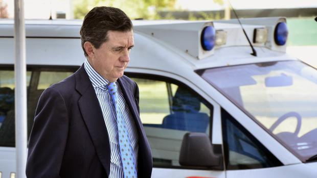 El expresidente del Govern y ex ministro de Medio Ambiente, Jaume Matas