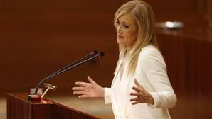 El discurso de Cristina Cifuentes, en diez frases