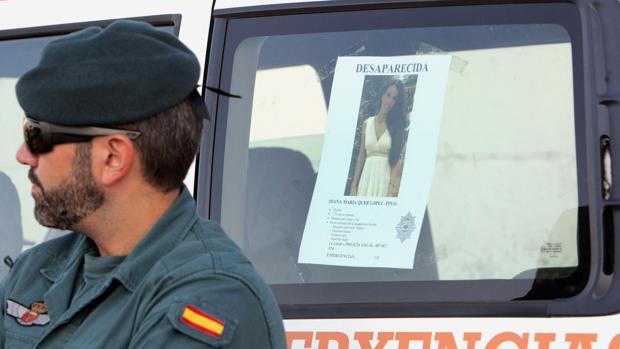 La Guardia Civil coordina batidas de búsqueda ciudadana de la joven desaparecida en A Pobras