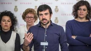 Ramón Espinar, el senador que no actualiza su declaración de bienes
