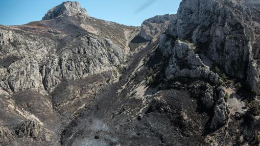 Partida de Sacos, cerca del Algar, en Callosa d'en Sarrià
