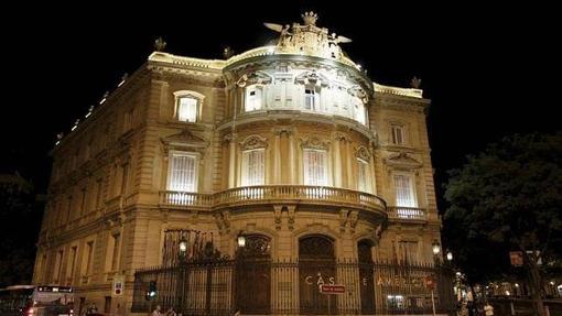 El Palacio de Linares, sede de la Casa de América