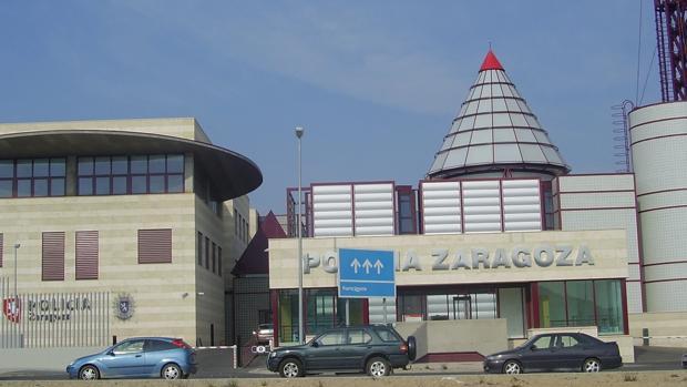 Cuartel de La Paz, donde se encuentra el despacho en el que se han hallado cámaras ocultas