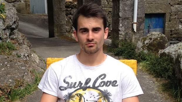 Joaquín Rodríguez «Koki«, el joven de 23 años de Vigo que ha fallecido en el accidente de O Porriño