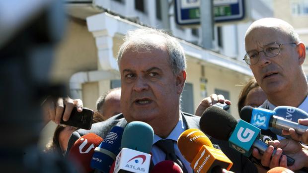 El presidente de Comboios de Portugal, Manuel Queiró