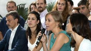 Tania Sánchez y Maestre avisan de que se ha acabado el «monopolio político masculino» en Podemos