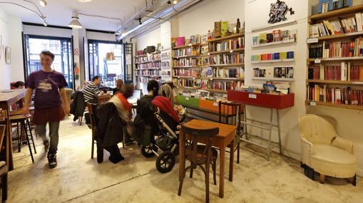 Imagen del Ubik Café en Russafa