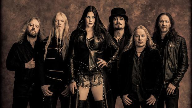 La avalancha heavy metal de Nightwish, en Madrid