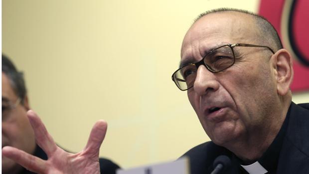 Monselñor Omella asumió las riendas del arzobispado de Barcelona en diciembre del año pasado