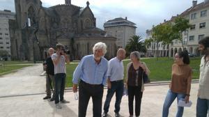 En Marea recupera a Beiras para vencer el desconocimiento de Villares