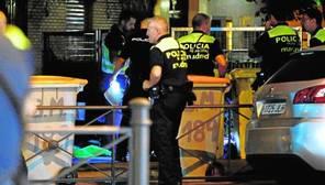 Una deuda, móvil del doble apuñalamiento de Tetuán que acabó con una mujer asesinada