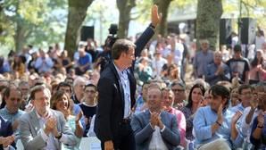 Rajoy y Feijóo reúnen este sábado a más de 10.000 simpatizantes en el gran acto de campaña