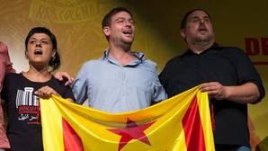 La CUP apuesta por la huelga general ante futuros «escenarios represivos»