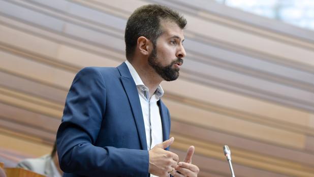 Luis Tudanca, en una imagen de archivo