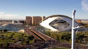 La Maratón de Valencia supera los 15.000 inscritos y se acerca a su récord