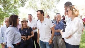 Martínez-Maillo afirma que el PP tomará decisiones «con prudencia» sobre Rosa Valdeón