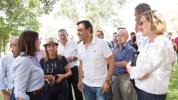 Martínez-Maillo, este sábado en Benavente