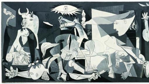 El Guernica, de Pablo Picasso