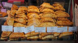 Las empanadas son un producto alternativo a la oferta de charcutería