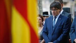 Puigdemont plantea unas «elecciones constituyentes» tras la Diada de 2017