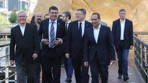 Ximo Puig se desmarca de Compromís: «La independencia no es el camino»