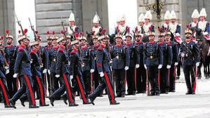 Un militar de la promoción del Rey, nuevo jefe de la Guardia Real