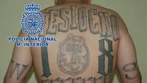 La Policía detiene a «Mexicano», uno de los cabecillas de la Mara 18