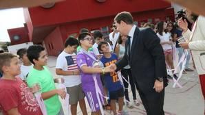 La Junta prevé hacer 22 colegios, 9 instalaciones deportivas y 3 comedores