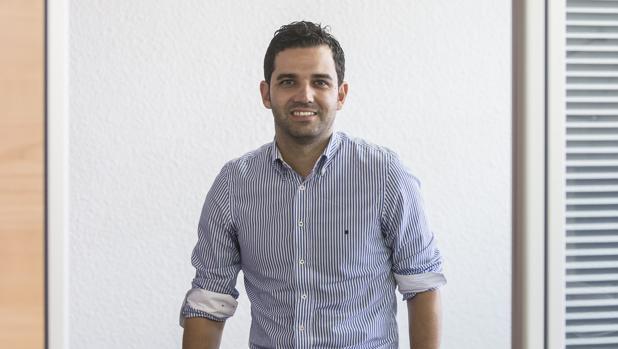 Juan Antonio Sagredo, en una imagen de archivo