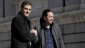 Podemos espera una reunión entre Iglesias y Sánchez esta semana