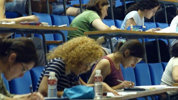 La mayoría de los inscritos para estos exámenes son de la provincia de Zaragoza