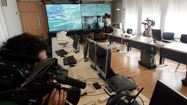 Imagen de archivo de las instalaciones de la Jefatura Superior de la Policía Nacional en Valencia